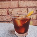 Utopian Coffee - Cold Brew Old Fashioned