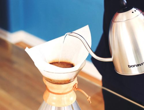 Pourover – Making the Best Cup of Coffee at Home