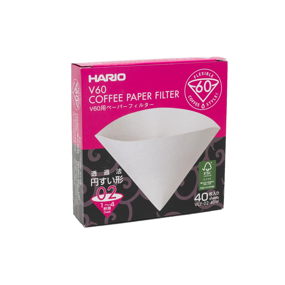 Preferred Hario V60 Paper Filter